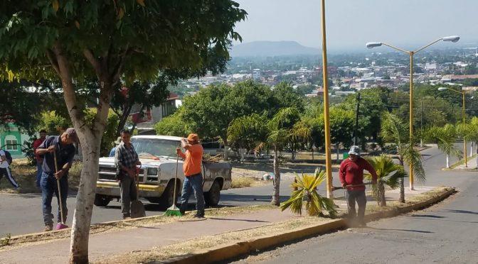 Se intensificará el Programa de Embellecimiento Urbano