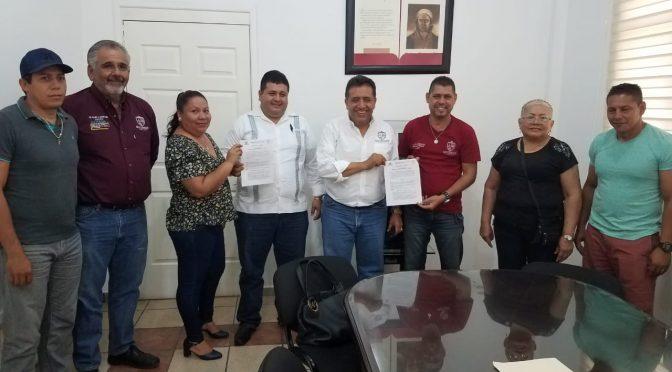 SE INSTALA EL ACTA DEL CONSEJO MUNICIPALDEL CULTURAL, FÍSICA Y DEL DEPORTE