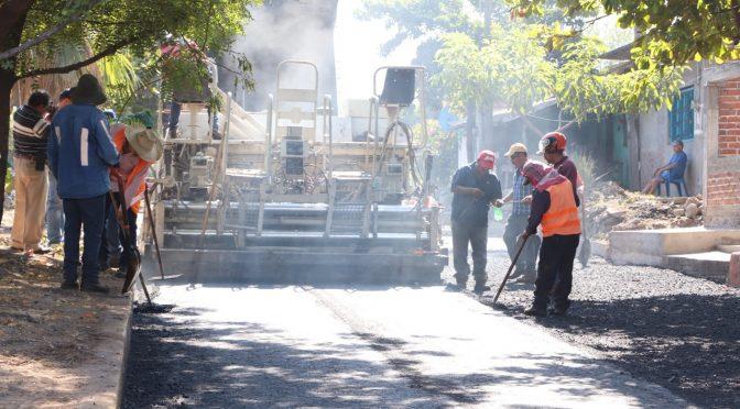 Inicia la segunda etapa de la reconstrucción de la Avenida Constituyentes