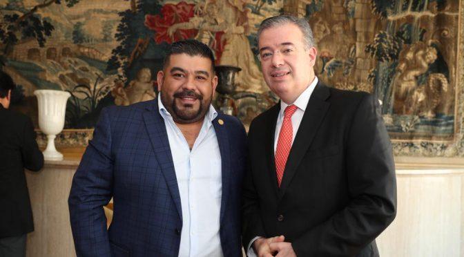 Sostiene bancada del PT reunión en Banco de Mexico