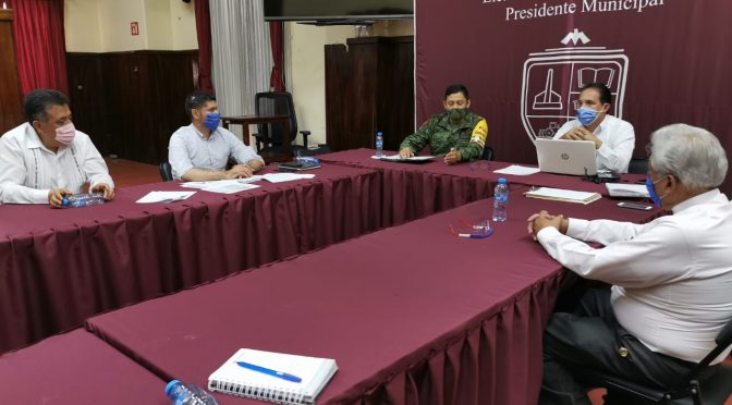 José Luis Cruz Lucatero llama a reforzar medidas contra Covid-19