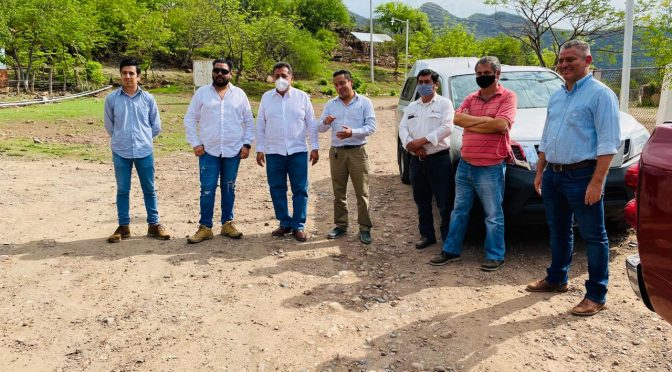 Apatzingán contará con dos nuevos caminos pavimentados